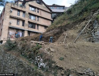 Illegal construction in Shimla's Core area continues in broad daylight despite NGT orders