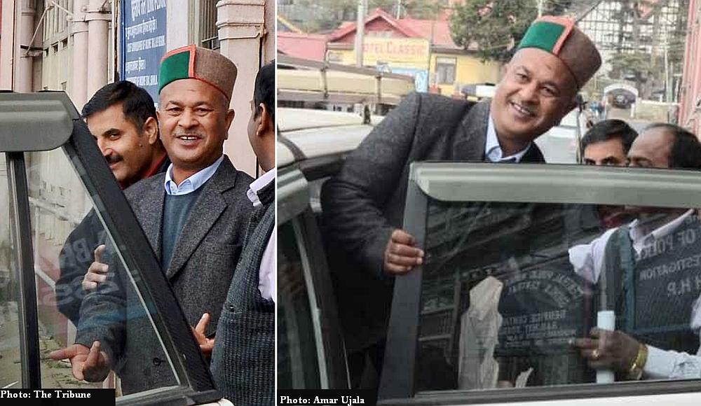 Shimla SP DW Negi
