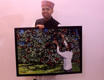 Self-taught local artist to exhibit '17 Paintings' oil painting works at Gaiety, Shimla