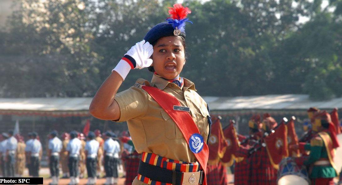 School POlice Cadet in Himachal Pradesh Schools