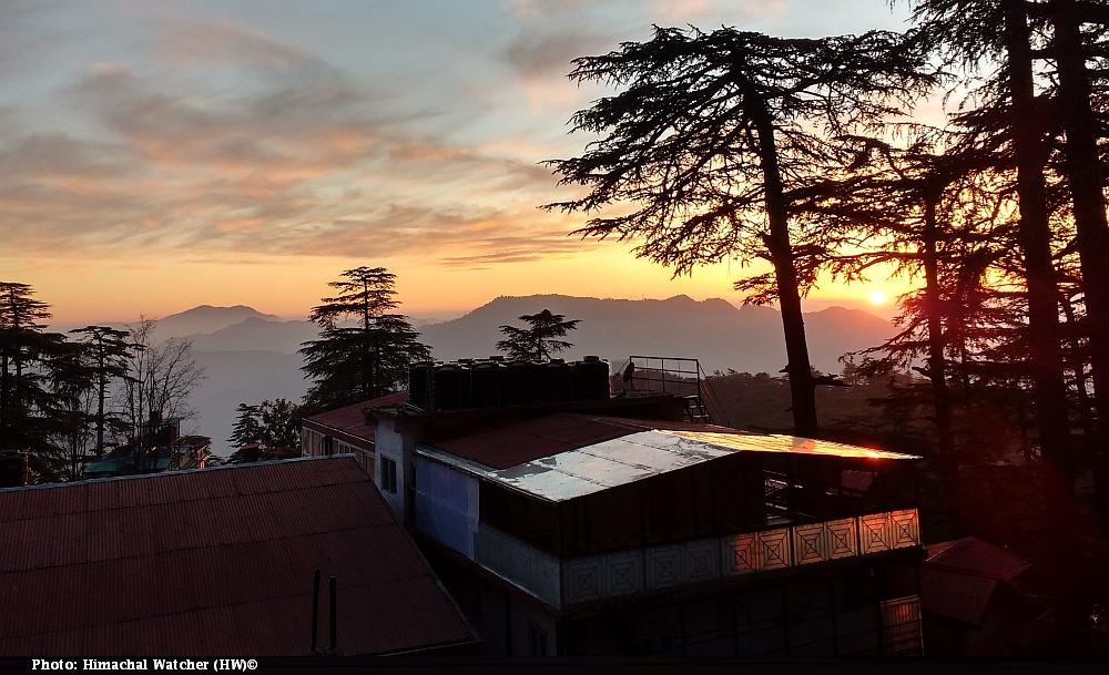 Shimla Weather prediction
