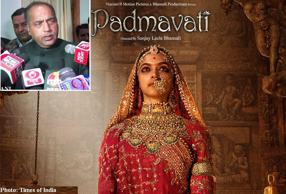padmavati banned in himachal too