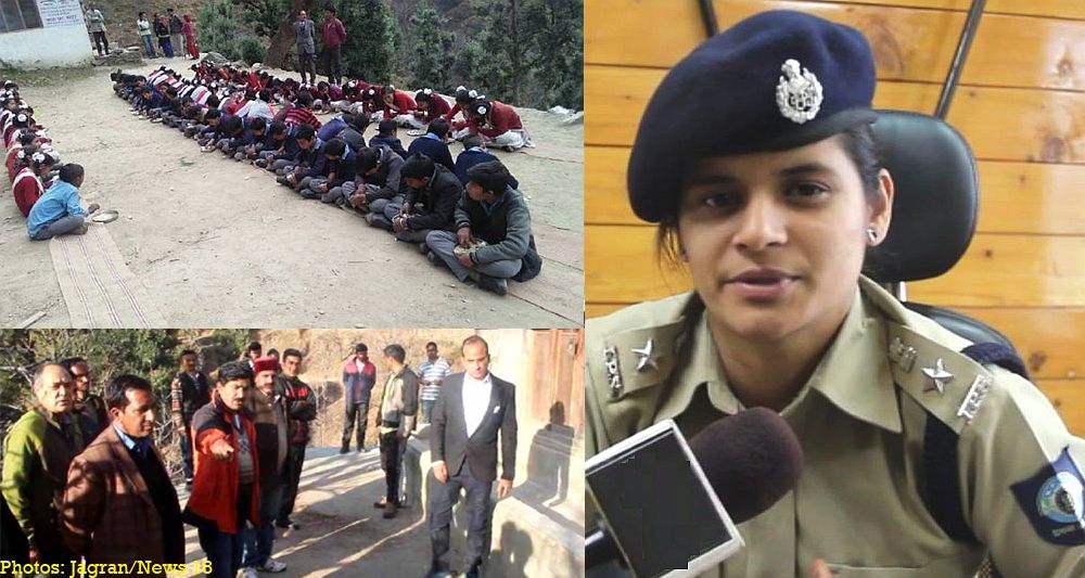 arrests in Kullu Cast discrimination case