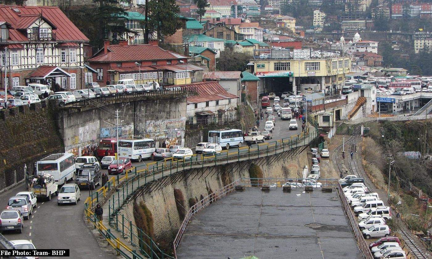 No honking in Shimla town
