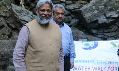 Water literacy campaign in Himachal Pradesh