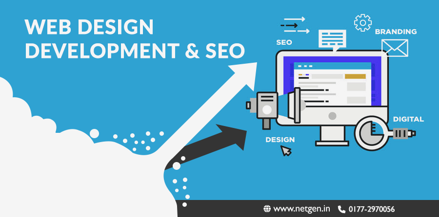netgen shimla for web development design and seo services