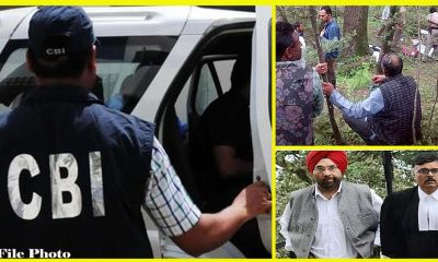 CBI Raids in Shimla in gudiya case