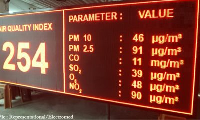 HP PCB Electronic displays