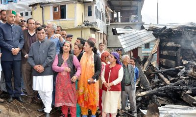 Rohru fire victims to get relief