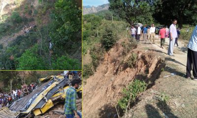 School Bus Accident in Himachal