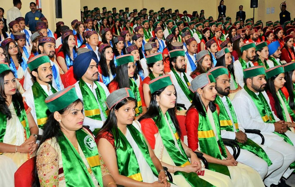 9th Convocation of the UHF Nauni 2