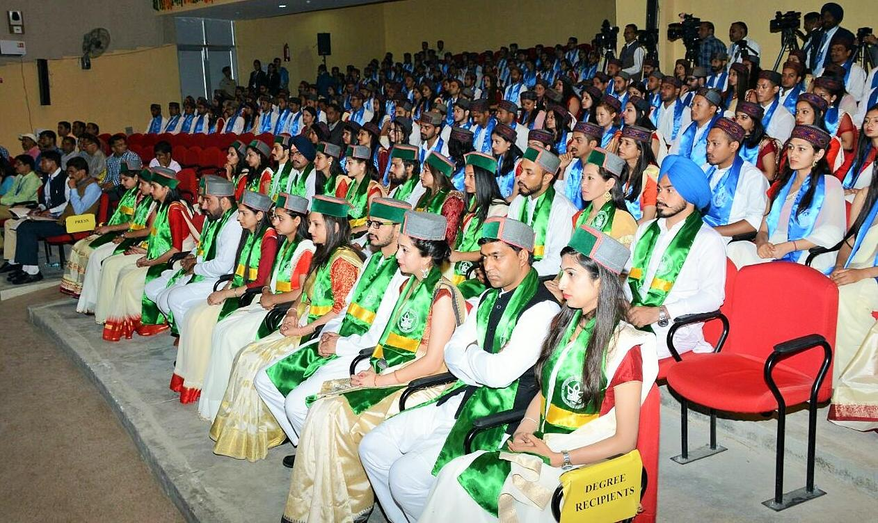 9th Convocation of the UHF Nauni 3