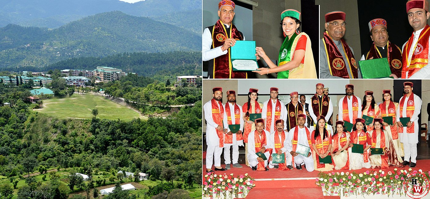 9th Convocation of the UHF Nauni