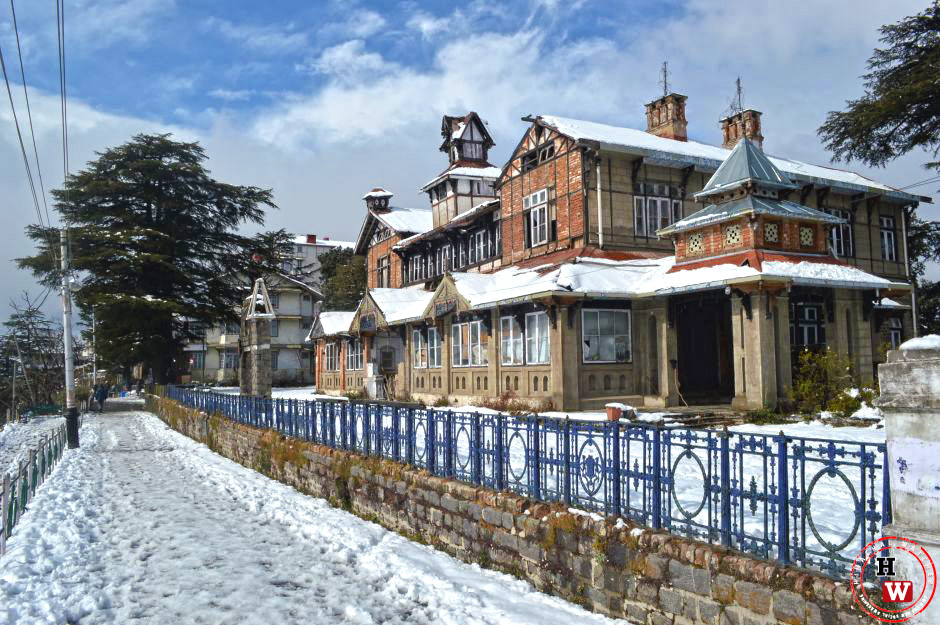 Bantony Castle Shimla Picture