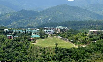 Campus placement at UHF nauni Varsity
