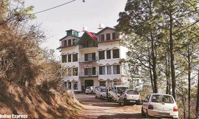 Kasauli Guest House shooting