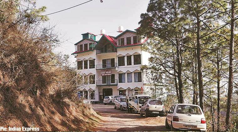 Kasauli Guest House shooting