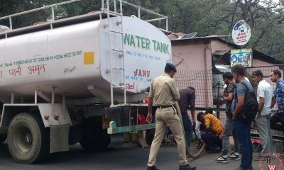 Water supply to vips in shimla city