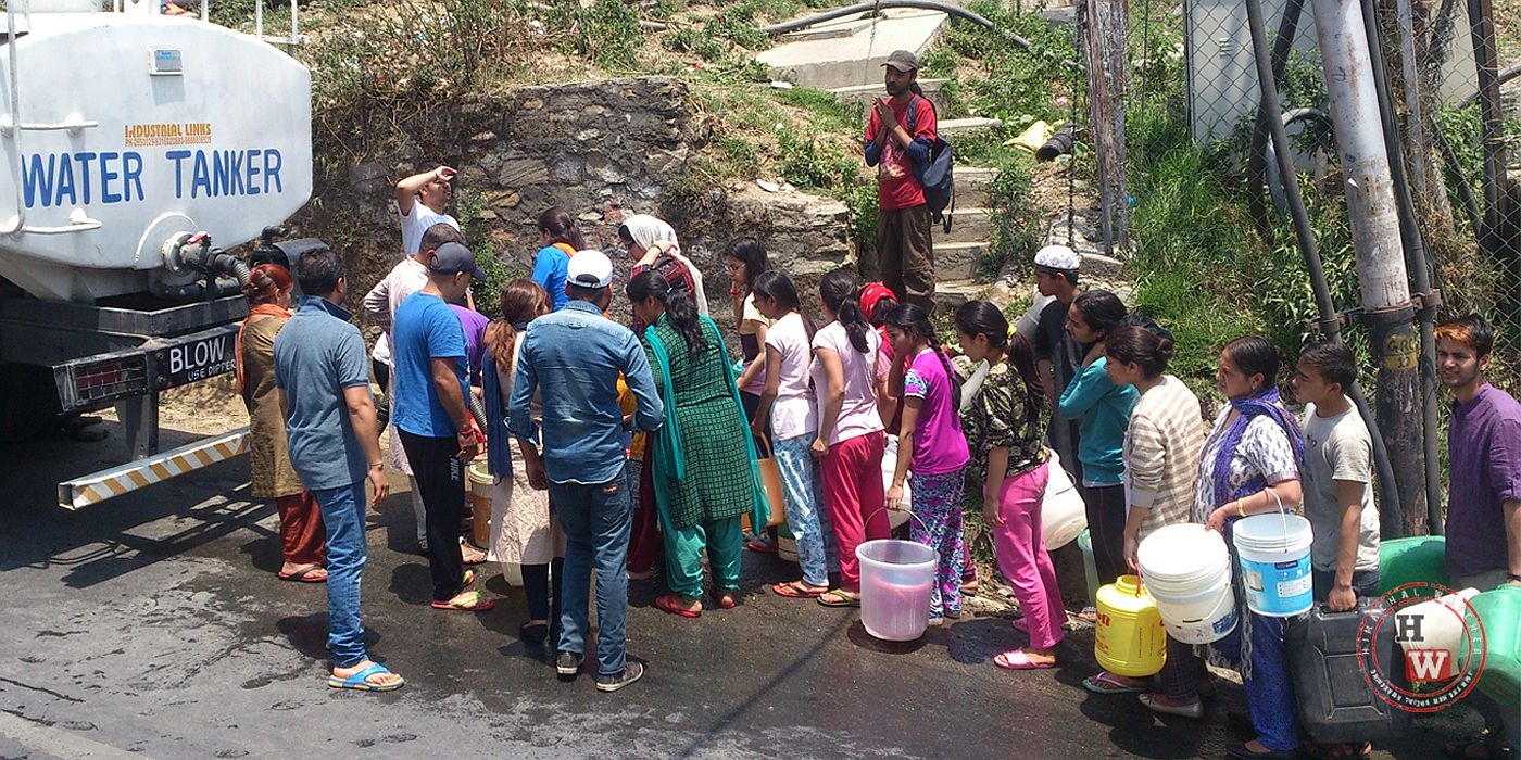 How sluggishness, poor governance aggravated water crisis of Shimla