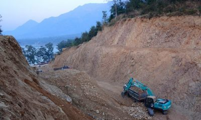 status of four laning in Himachal Pradesh
