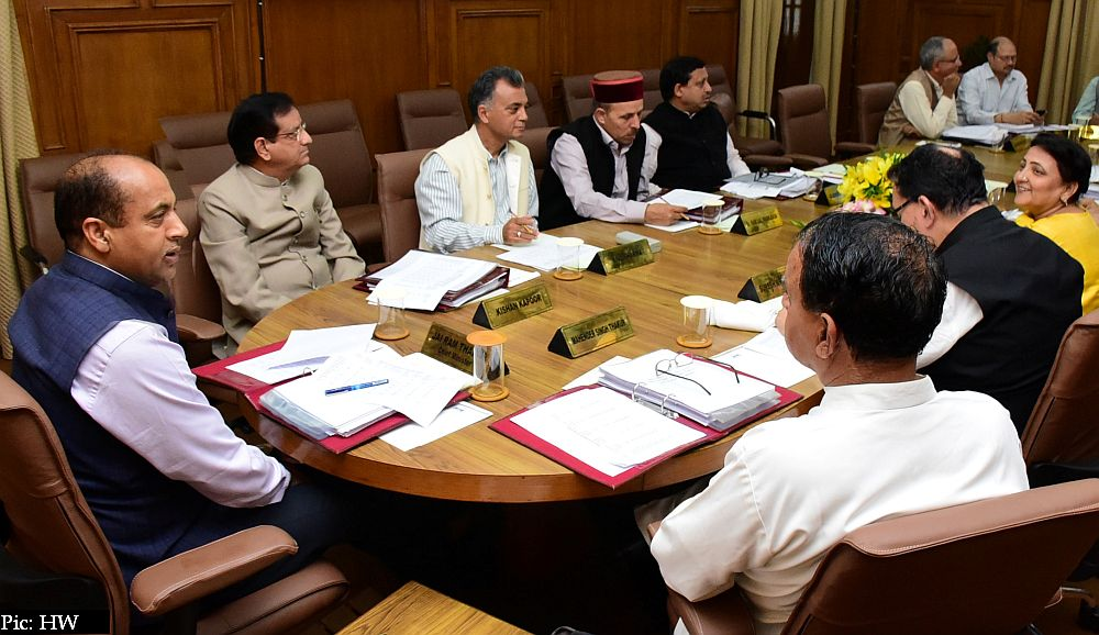 HP Cabinet Meeting June 2018
