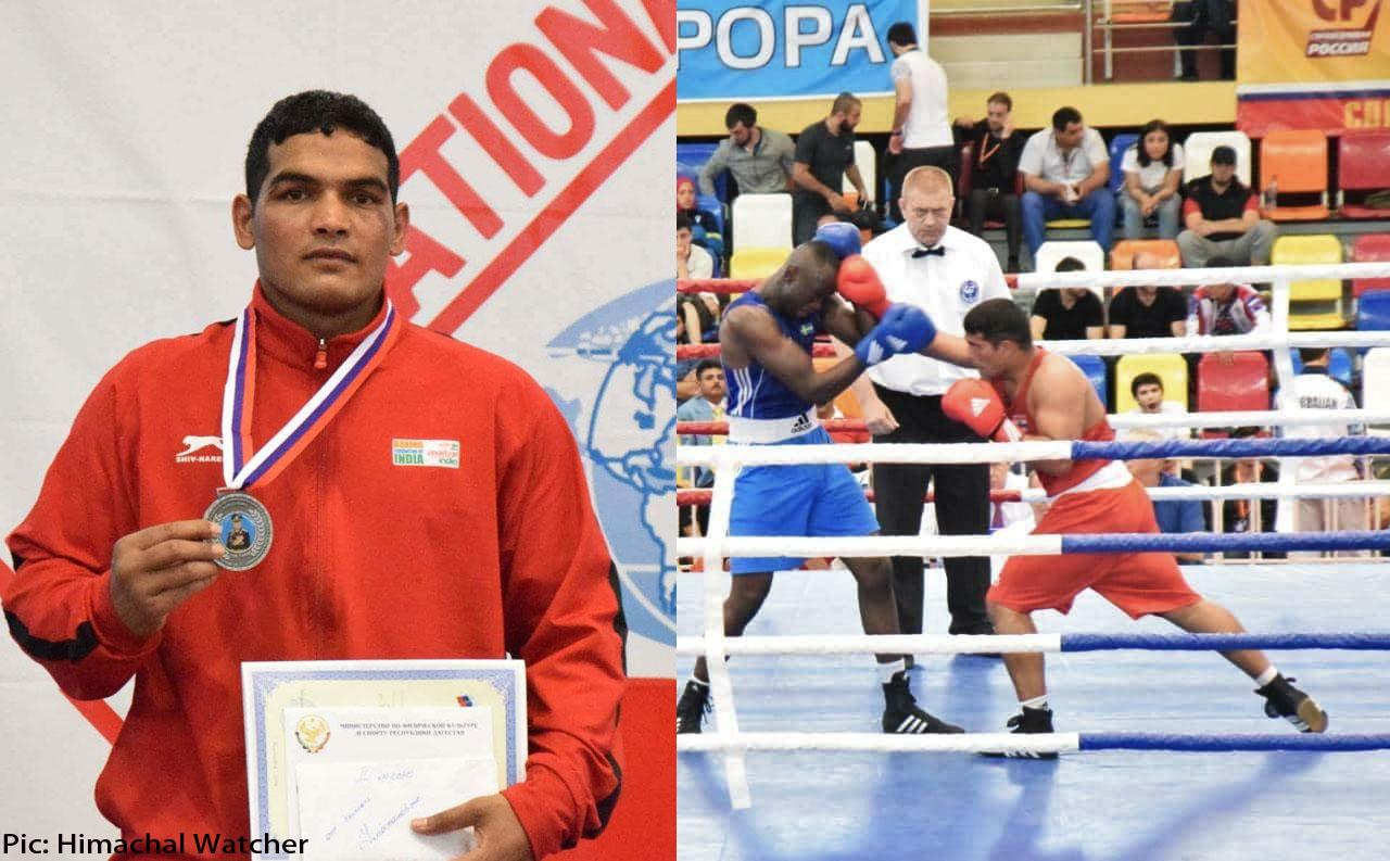Himachal Boxer Virender