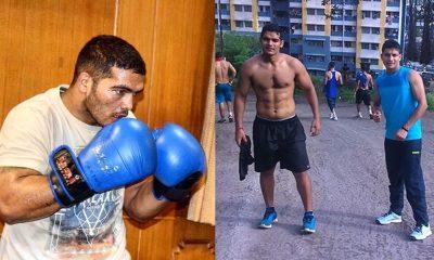 Himachali boxer Virender Kumar wins medal in russia 9