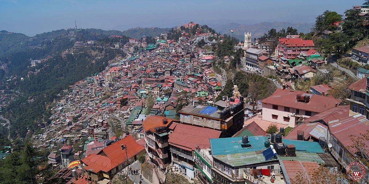 Hotels in Shimla assures regular water supply