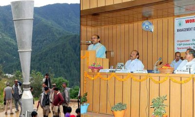 Management of Hailstorm for Sustainable Crop Production in Himachal Pradesh 2