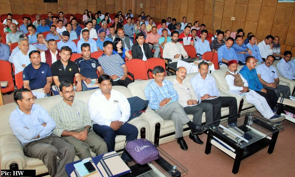 Management of Hailstorm for Sustainable Crop Production in Himachal Pradesh