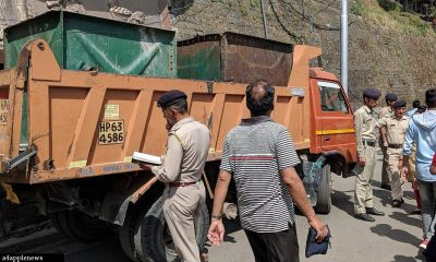 Shimla mall road accident 2