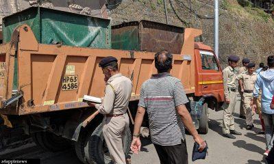 Shimla mall road accident 2