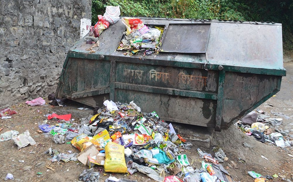 waste management plants in himachal pradesh