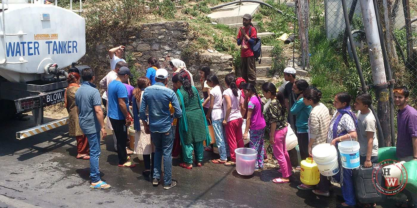 All About Shimla Water Crisis