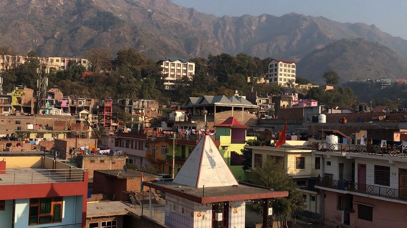 Bilaspur town dengue outbreak