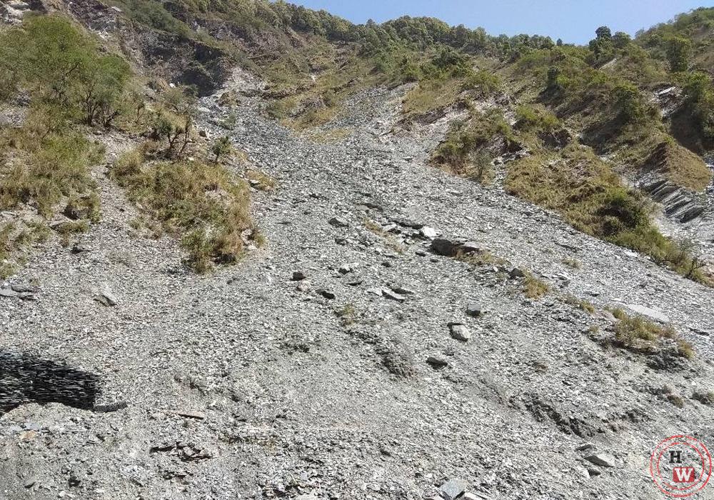 Khanyara illegal mining photos 19