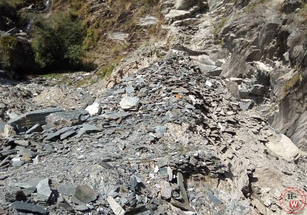 Khanyara illegal mining photos 20