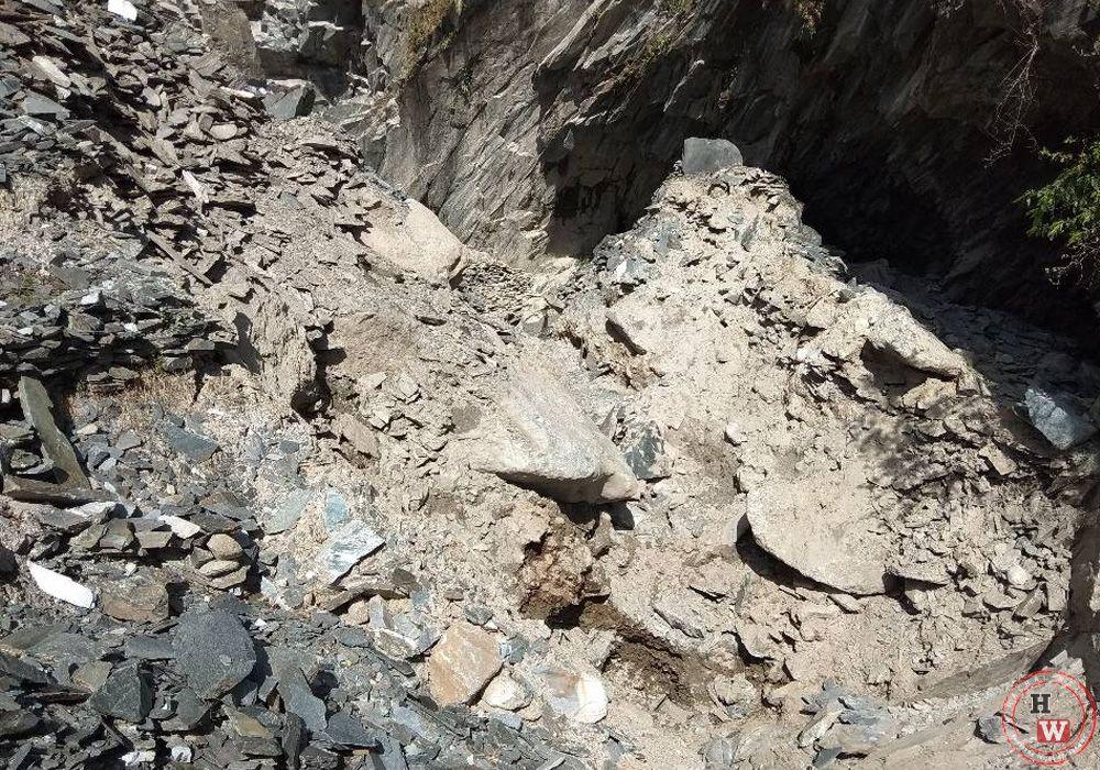 Khanyara illegal mining photos 21