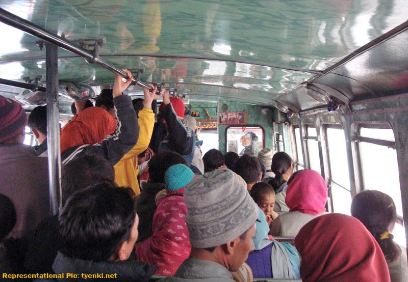 Ladies seats in Himachal's buses