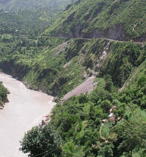 Luhri hydro project