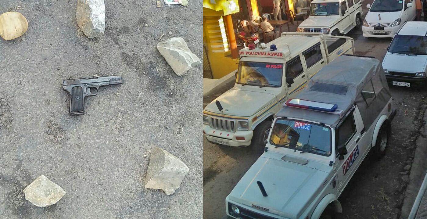 Nainadevi encounter by punjab police