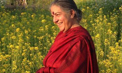 Navdanya founder dr shiva