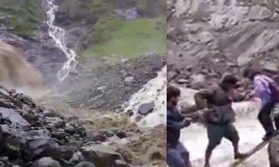 Shrikhand mahadev yatra suspended