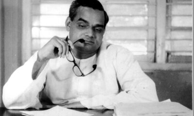 Atal-Bihari-Vajpayee passes away