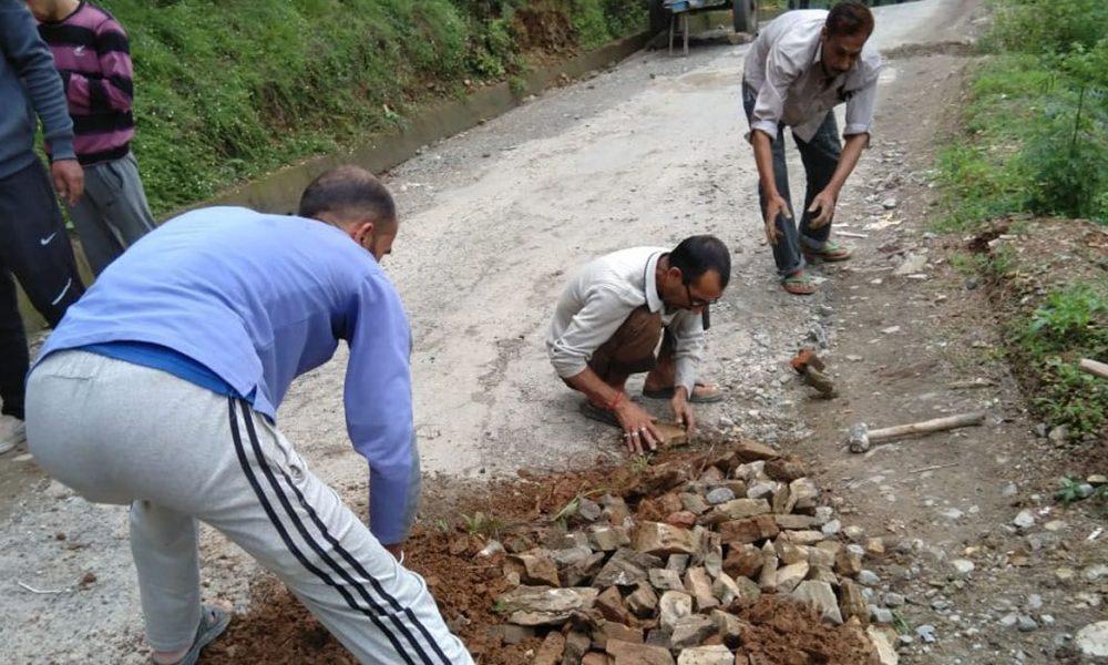 Badhai village of shimla district