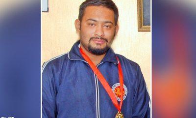 Himachali Kickboxer Lokesh Bhanot