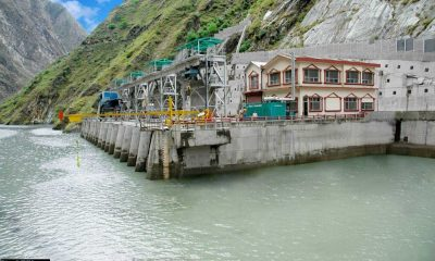 Luhri hydropower project in rampur