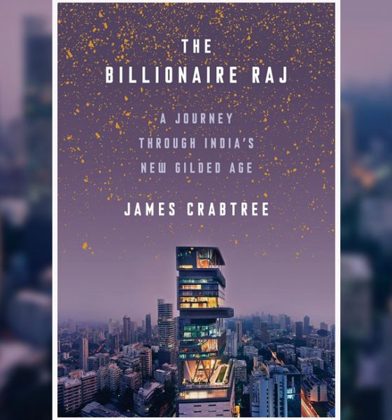 The Billionaire Raj A Journey through India's New Gilded Age