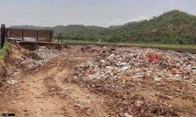 dumpyard of Baddi MC