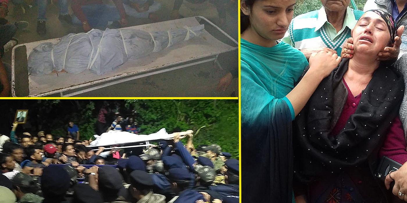 RTI Activist murder in Himachal pradesh